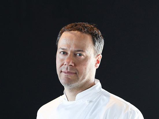 Chef Luca Marchini Modena Food Lab