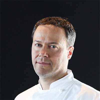 Chef Luca Marchini Modena Food Lab