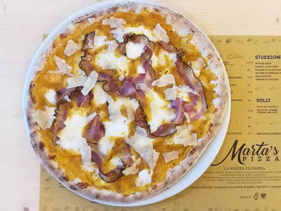 La Credenza Pizzeria : Top pizza pepe in grani è la miglior pizzeria d italia